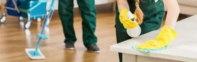 Lockdown Easing Leads To Boom In Demand For Cleaners