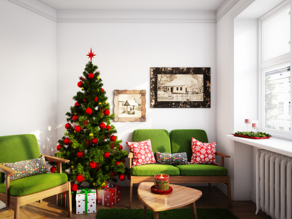 Clean Up Your Home After You Clear Away The Christmas Decorations